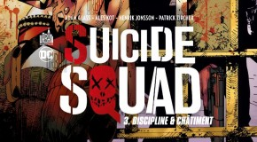 Review VF – Suicide Squad Tome 3
