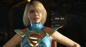 Un premier aperçu du gameplay de Supergirl dans Injustice 2