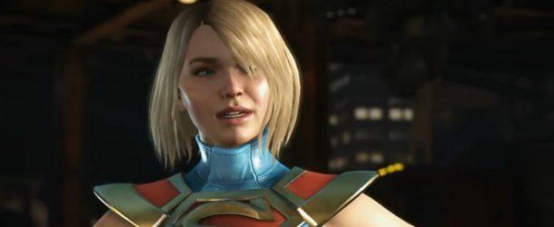 Un premier aperçu du gameplay de Supergirl dans Injustice 2