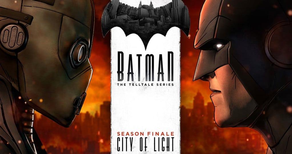 Une date de sortie pour le dernier épisode du Batman de Telltale