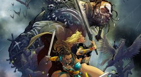 Preview VO - The Odyssey of the Amazons #1