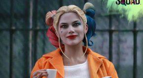 Hot Toys présente leur nouvelle figurine Harley Quinn
