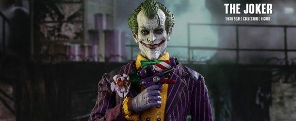 Hot Toys annonce leur nouvelle figurine du Joker de Batman: Arkham Asylum