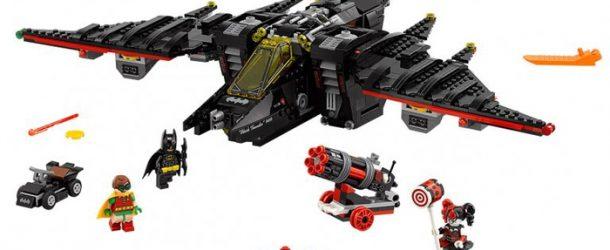 De nouveaux sets de The Lego Batman Movie dévoilés