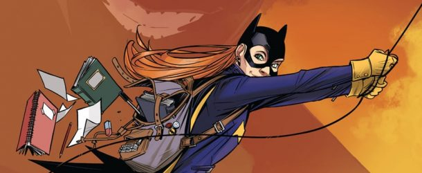 Preview VO - Batgirl #7