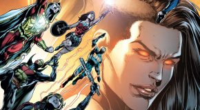 Review VF - Justice League Univers #11