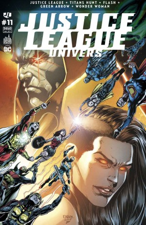 review Justice League Univers #11