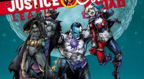 Preview VO - Justice League vs Suicide Squad #6