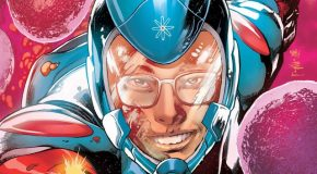 Review VO - Justice League of America : The Atom Rebirth #1