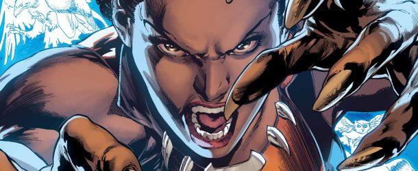 Preview VO - Justice League of America : Vixen Rebirth #1