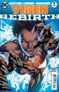 Preview Justice League of America : Vixen Rebirth #1