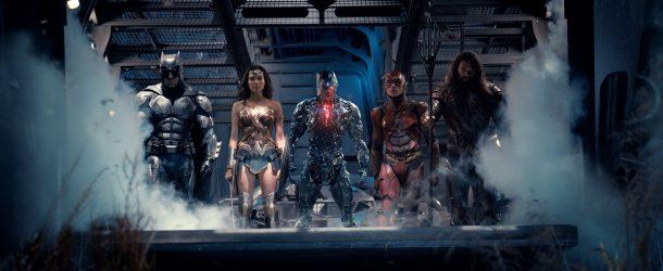 Une nouvelle photo pour Justice League dévoilée