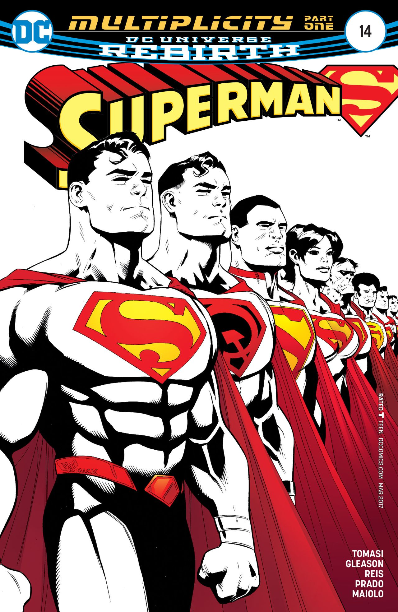 review SUPERMAN #14
