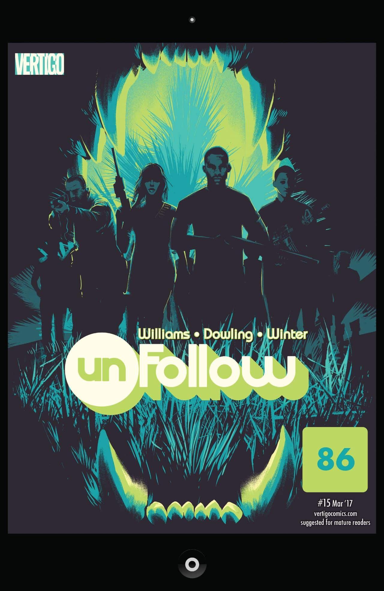 review UNFOLLOW #15