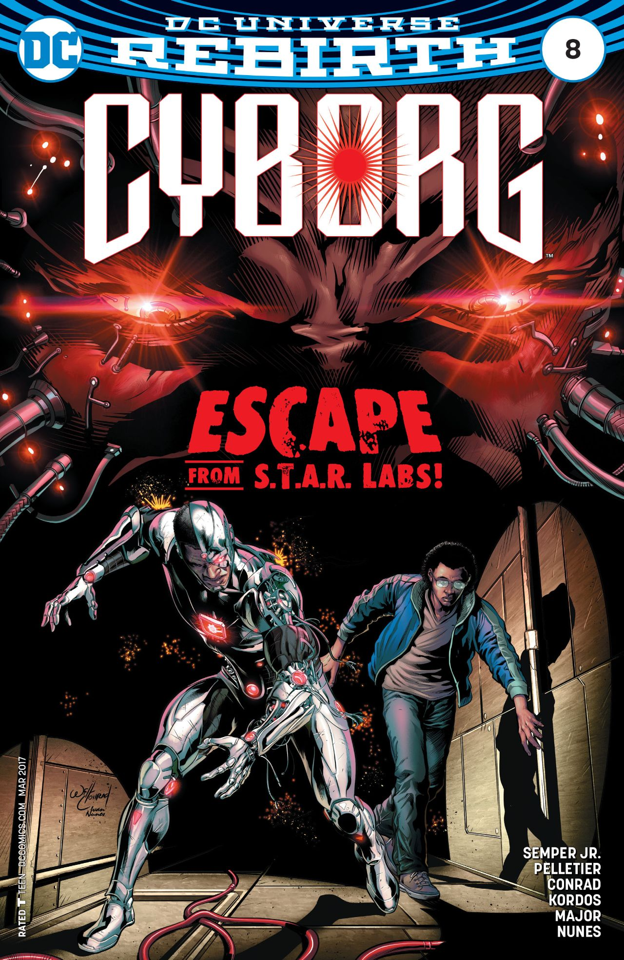 review CYBORG #8