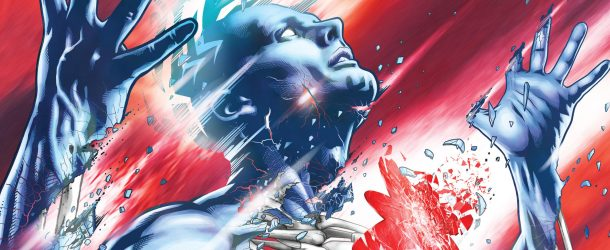 Review VO - The Fall and Rise of Captain Atom #1