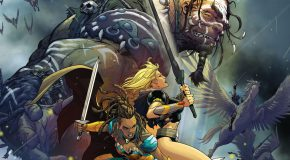 Review VO - The Odyssey of the Amazons #1