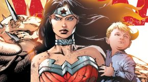 Review VF - Wonder Woman, Déesse de la Guerre Tome 3