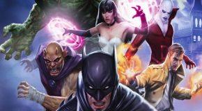 Review TV - Justice League Dark