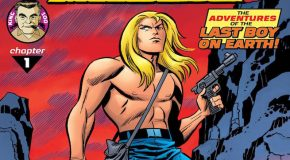 Preview VO - Kamandi Challenge #1 (feat. Jack Kirby)