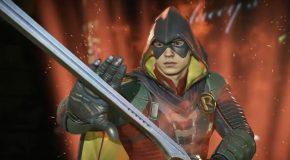 Une vidéo gameplay de Robin dans Injustice 2