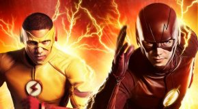 De nouveaux posters de promo pour The Flash et Supergirl