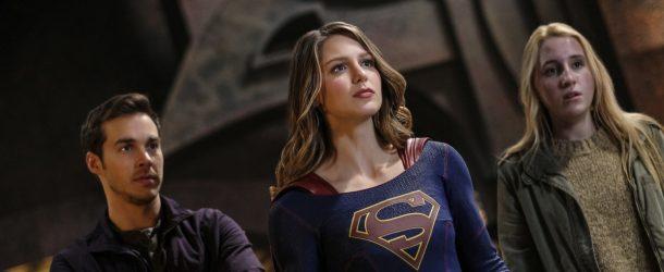 Des photos du retour de Supergirl - avec Kevin Smith - dévoilées