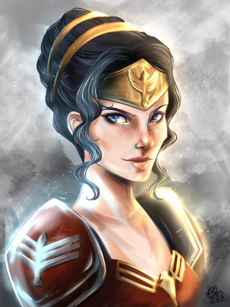 Wonder Woman DC Legends