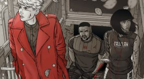 Preview VO - The Wild Storm #1