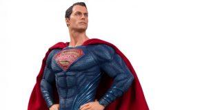 Une première ligne de statuettes du film Justice League dévoilée
