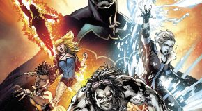 Preview VO - Justice League of America #1