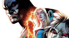 Review VO - Justice League of America : Rebirth #1