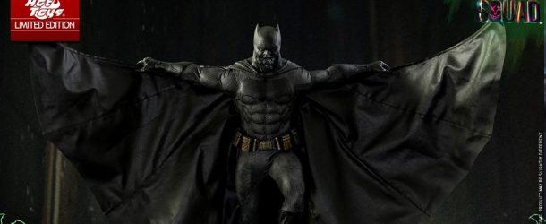 Hot Toys dévoile leur nouvelle figurine du Batman de Suicide Squad