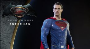 Prime 1 Studio dévoile leur statuette Superman de Batman v Superman
