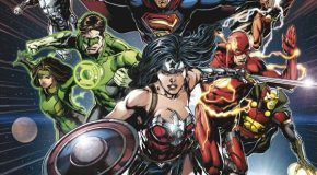 Review VF - Justice League Univers #12