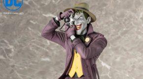 Kotobukiya dévoile une nouvelle statuette The Killing Joke