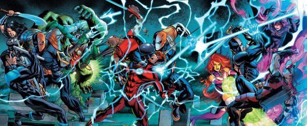 DC annonce le crossover The Lazarus Contract pour Mai 2017