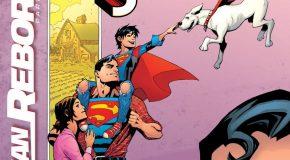 Un premier aperçu pour le crossover Superman Reborn