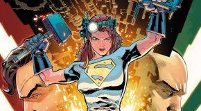 Phil Jimenez quitte le titre Superwoman ce printemps