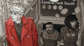 Review VO - The Wild Storm #1