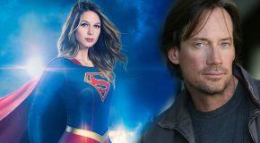 Kevin Sorbo casté en tant que nouveau vilain mystérieux dans Supergirl