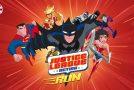 Un nouveau jeu mobile Justice League Action