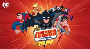 Un nouveau jeu mobile Justice League Action