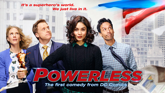 review POWERLESS S01E02