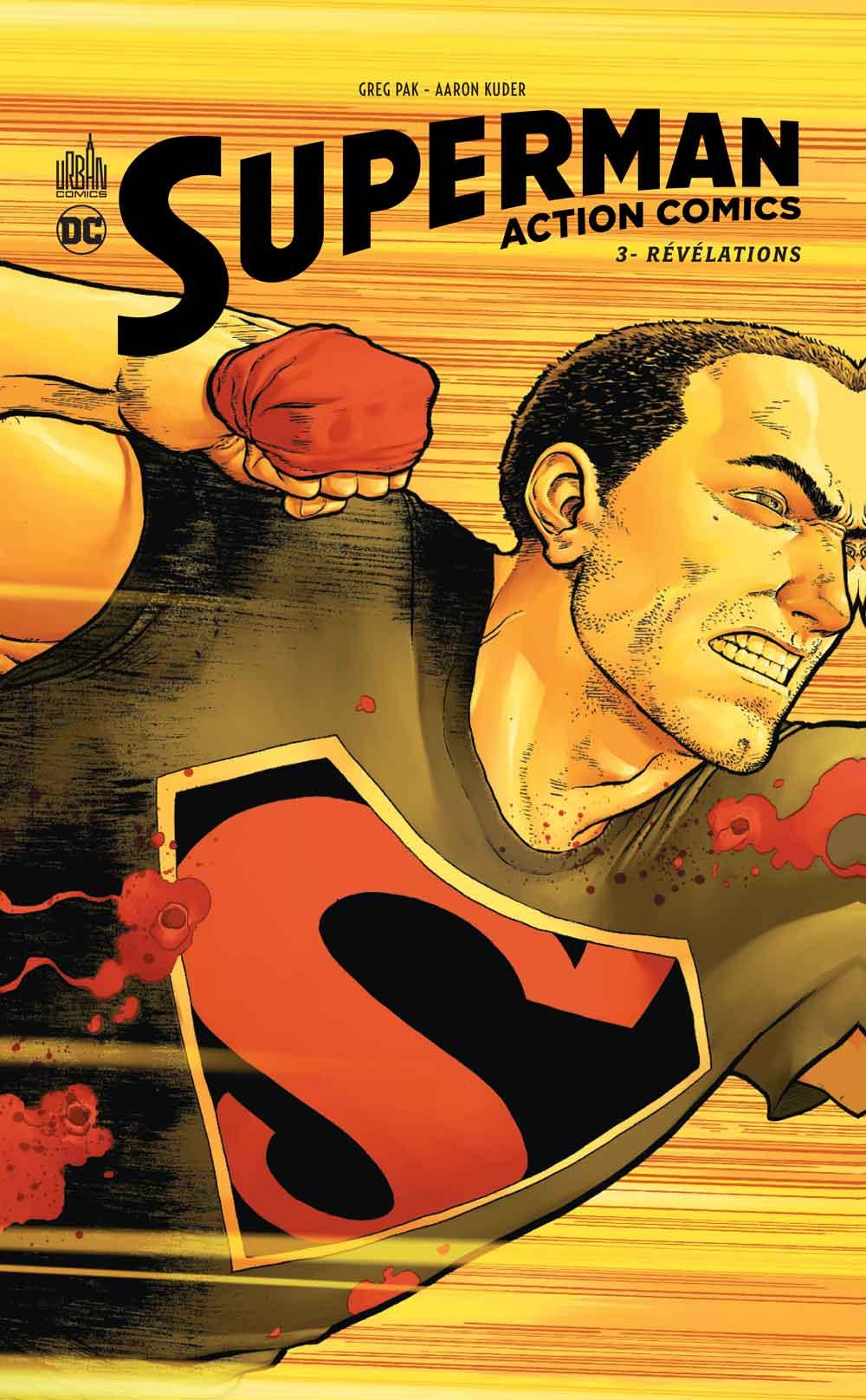 Superman Action Comics Tome 3