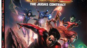 Une jaquette et une date de sortie pour Teen Titans : the Judas Contract