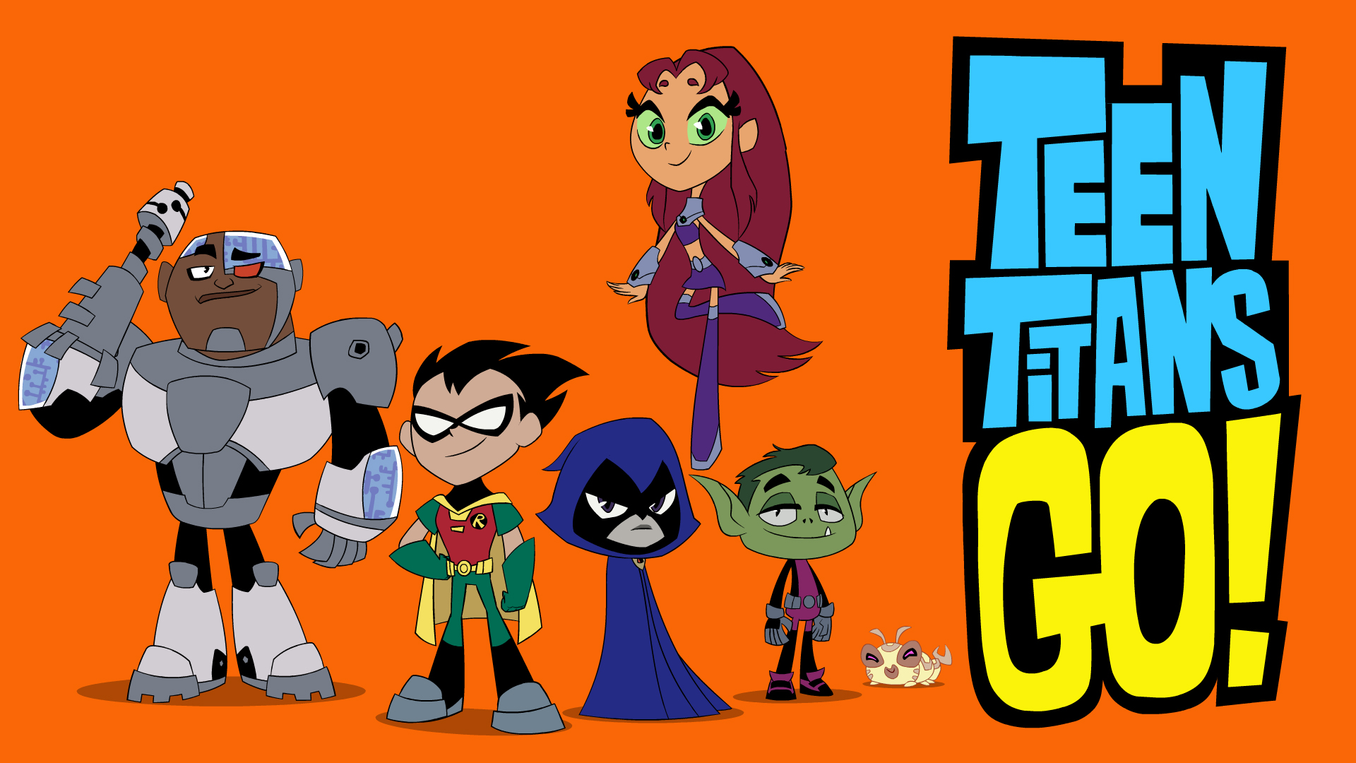 Teen titans teen titans d what from