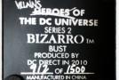 [REVIEW PRODUIT D.] DC Direct : Bizarro 5