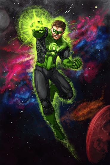 DC_Fan_Art_19_Green-Lantern
