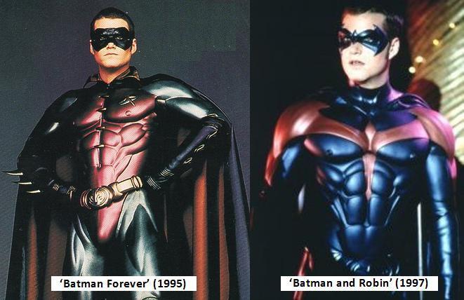Chris o 39 donnell confie qu 39 un film robin tait pr vu - Image de batman et robin ...